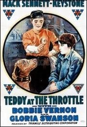 Teddy at the Throttle (1917)